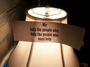 Why I Help the Helpers in Social Services
