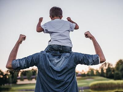 Child support strengthens families and improves community well-being