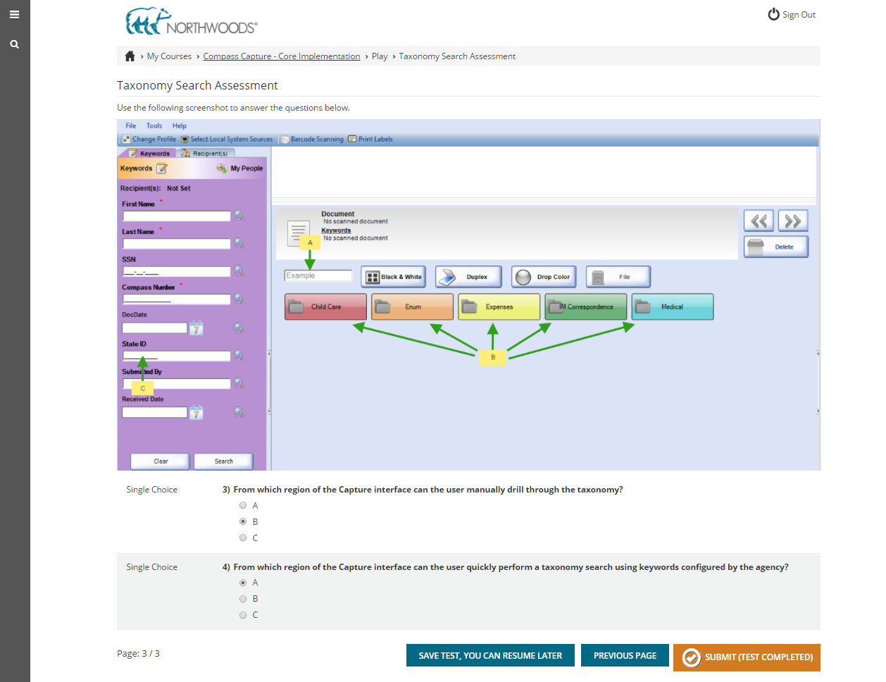 Apply software to real-world scenarios in Northwoods University