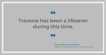 2020-Traverse-Jefferson County, Teresa Gaffney