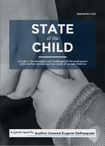 'State of the Child' report assesses Pennsylvania's Child Welfare system