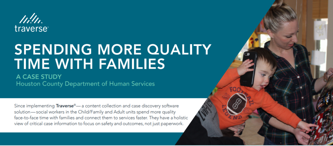 Houston County Department of Human Services Case Study