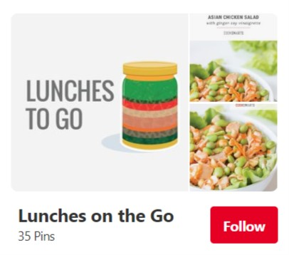 Cooksmarts.com: Lunches on the Go