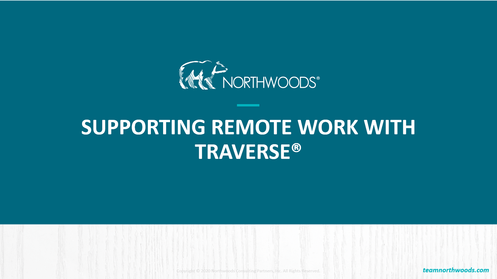 Software to Support Remote Work: 5 Ways Traverse Helps Child Welfare